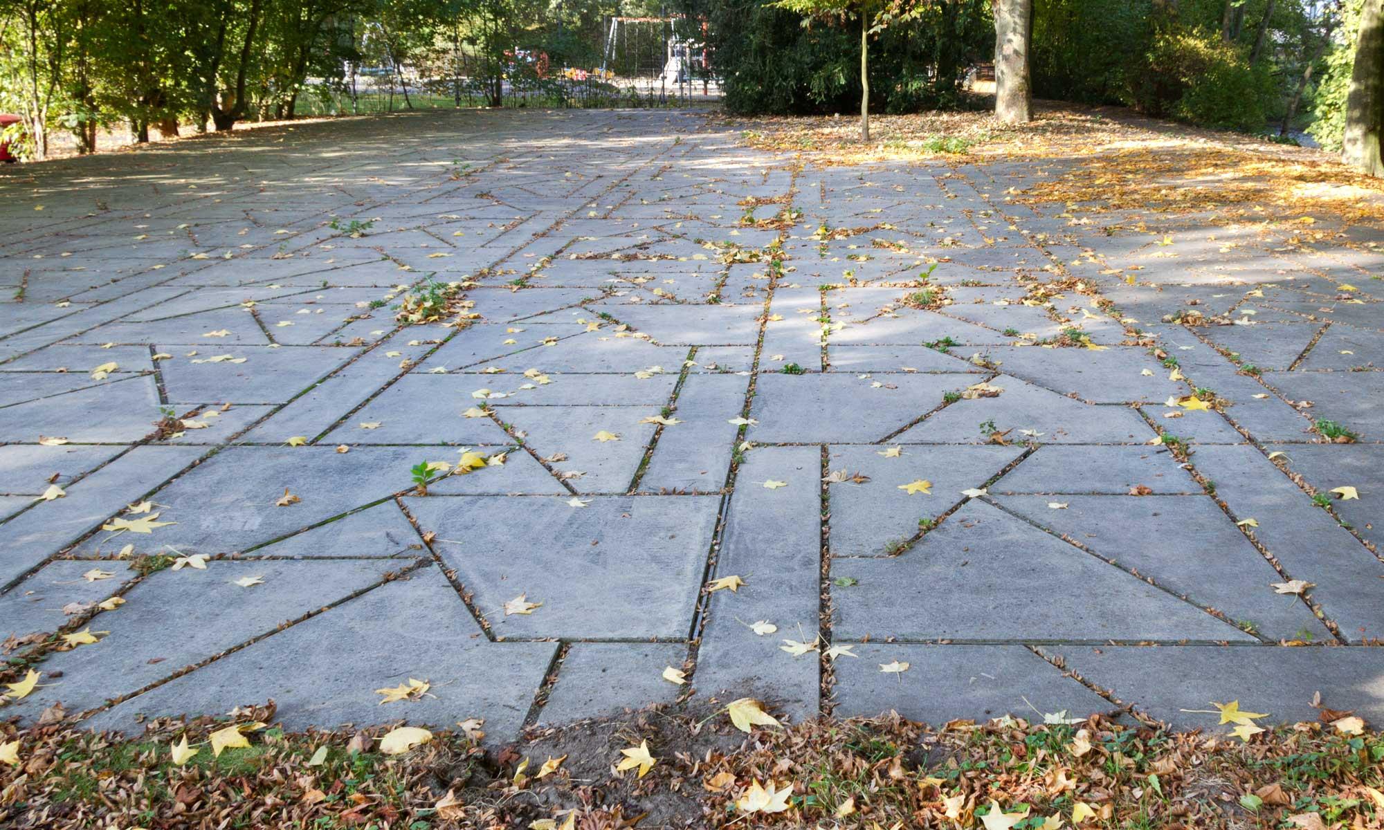 Skulpturen aaseepark m nster for Minimal art vertreter
